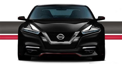 2019 Nissan Maxima Nismo by Fast 2019 Nissan Maxima Nismo Not So Fast Nissan