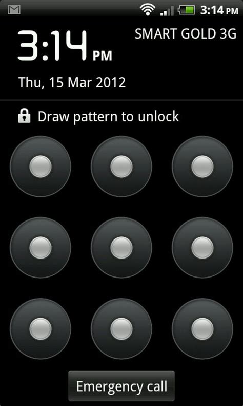 pattern to unlock phone mobile raptor google android s pattern unlock is a lot