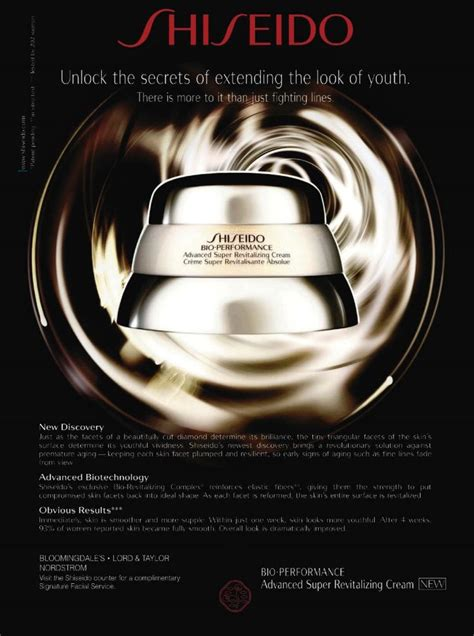 New For Shiseido Advertisements by 17 Best Images About Shiseido On Fragrance