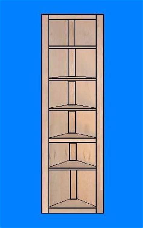 Free Corner Shelf Unit Building Plans Corner Shelf Units How To Build Corner Shelves