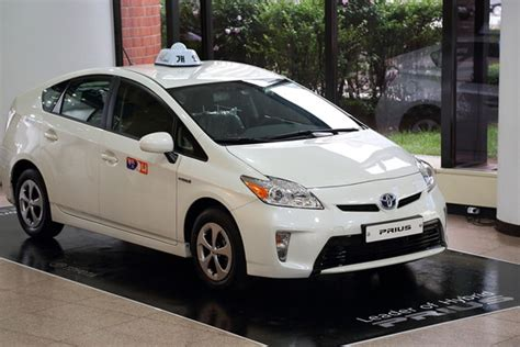 toyota motor korea hopes taxi model will drive hybrid