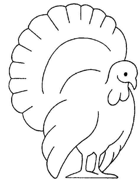 printable pattern of a turkey free turkey scroll saw pattern plans