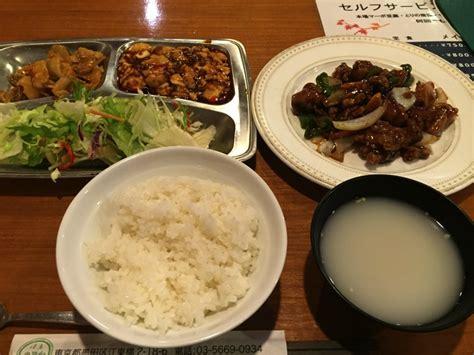 Variasi Masakan Cina Halal Lezat tokyo muslim hanten buffetnya hemat dan paket masakan