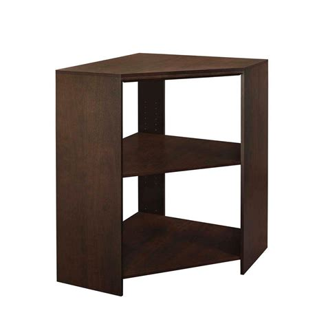Closetmaid Corner Shelf Edsal 24 In X 30 In Shelf Pb3024 The Home Depot