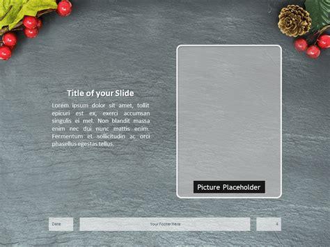 merry xmas template  powerpoint  google