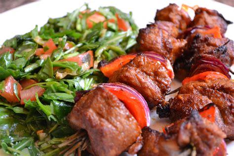 Lamb Kebabs | paleo recipes lightning lamb kebabs paleononpaleo