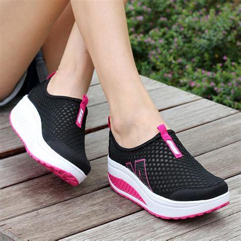 New Adidas Slip On Wanita Sneakers Sepatu Olahraga Sekolah Kulia shoes for