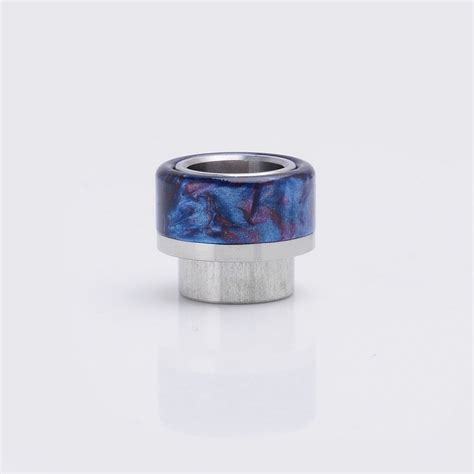 Authentic Colored Caps For Hoon 24 Rda By 528 Customs Authentic Vapjoy Random Color Resin Ss 12 8mm Drip Tip For Goon Rda