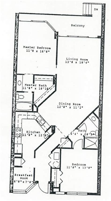 Schooner Floor Plans by Island Dunes Oceanside 1 Floor Plan Schooner 108