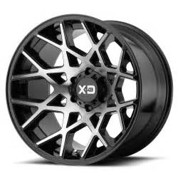 White Truck Wheels For Sale Xd Series Xd831