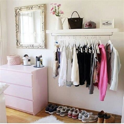 shelves for clothes in bedroom best 20 hanging clothes racks ideas on pinterest extra
