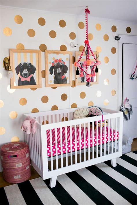 kinderzimmer deko schwarz weiß 1001 ideen f 252 r babyzimmer m 228 dchen