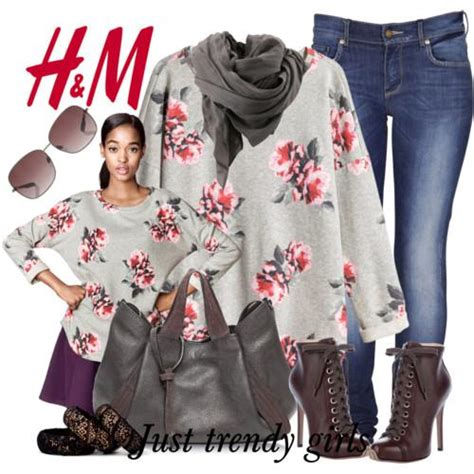 Sweater Di H M h m casual clothing for winter just trendy