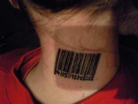 barcode tattoo vorlagen lici barcode tattoos von tattoo bewertung de