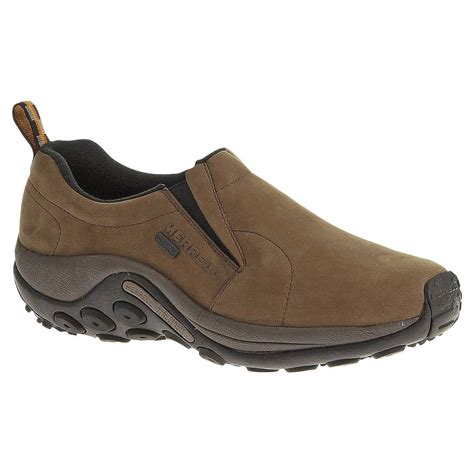 waterproof shoes merrell s jungle moc nubuck waterproof shoes