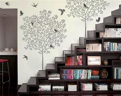 easy home decoration 10 songbirds wall stencils reusable easy diy home decor