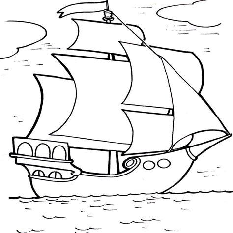 dibujos infantiles para colorear de barcos fresco dibujos de barcos para imprimir y colorear