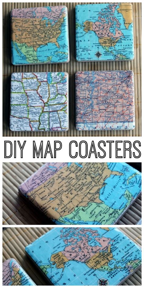 diy tile coasters make something mondays best 25 homemade coasters ideas only on pinterest diy