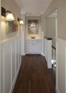 How To Hang Wainscoting Decoratie Aan Het Einde Van De Gang