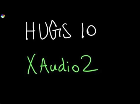 X Audio 2 by C Project Xaudio2 Hugs Episode 11