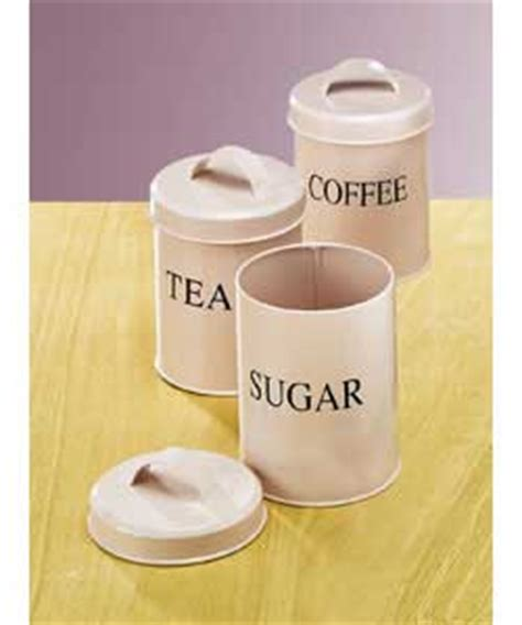 set tea coffee sugar and biscuit canisters pink kitchen set tea coffee sugar and biscuit canisters pink