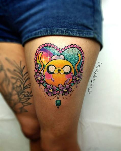 adventure tattoo 25 best ideas about adventure time on