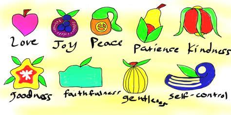 6 fruits of the holy spirit fruits of the holy spirit by highkickfan on deviantart