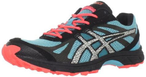 trail running shoes on concrete asics s gel fuji racer trail running shoe aqua