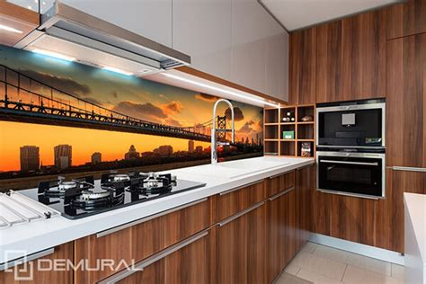 kitchen wall murals tired of boring kitchen backslash maybe it s time for some amazing kitchen wall murals design
