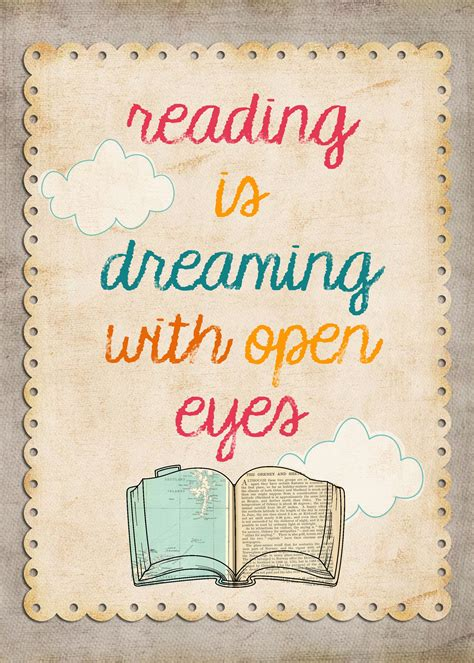 printable book poster free reading artwork from free printables free and eye