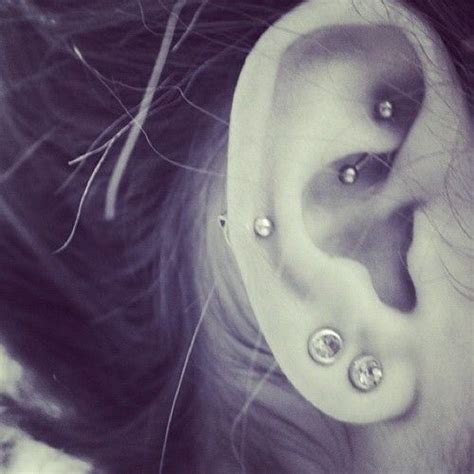 cartilage piercing information guide with exle
