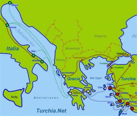 traghetti interni grecia traghetti tra la turchia e la grecia