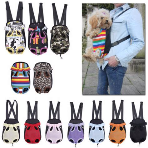 puppy carrier backpack pet puppy carrier backpack front tote net bag doggymarket