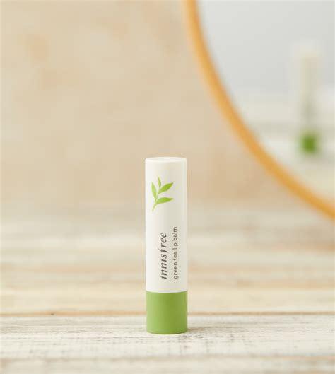 Harga Lip Balm Innisfree up green tea daftar harga produk terhangat di indonesia