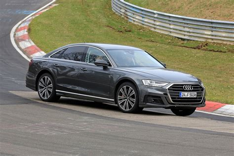 2019 Audi S8 by Audi S8 Spied 2019 Pictures Evo