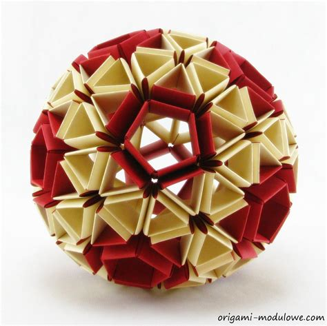 How To Make Modular Origami - modular origami 1 by origamimodulowe on deviantart