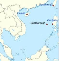 the scarborough shoal dispute: legal issues and