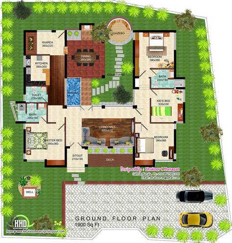 Eco Home Design Plans | eco friendly house designs floor plans home decor