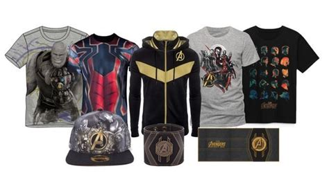 infiniti apparel the infinity war apparel is available to