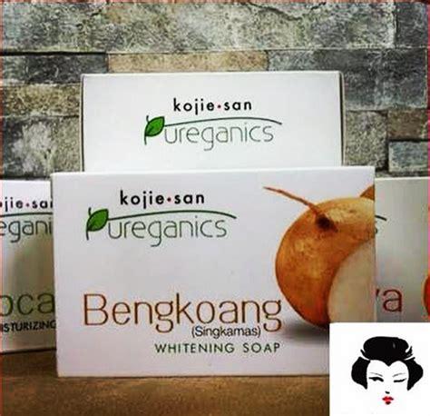 Sabun Kojie review produk sabun kojiesan pencerah kulit exle