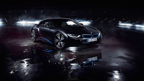 bmw i8 wallpaper hd at night bmw i8 matte black wallpaper hd car wallpapers
