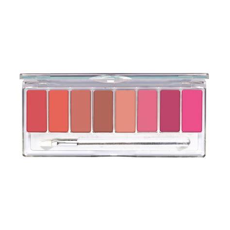 Harga Palet Wardah jual lipstick palette wardah the of