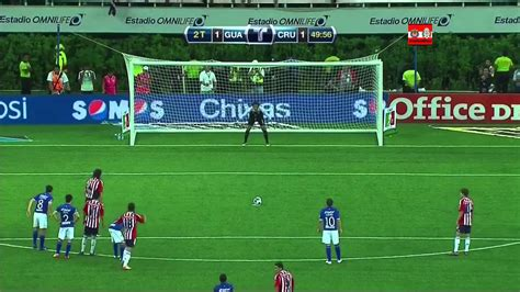 chivas vs cruz azul clausura 2012 jornada 10 2 1 youtube