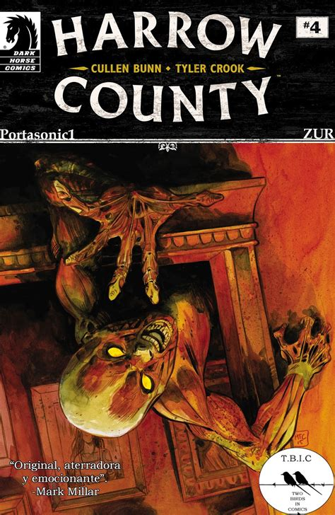 harrow county 3 doctor thunderbolts corp harrow county 4