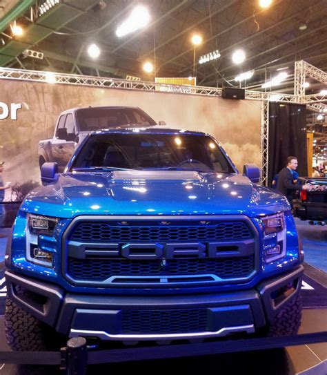 2017 Ford Raptor Makes Its Texas Debut at the Houston