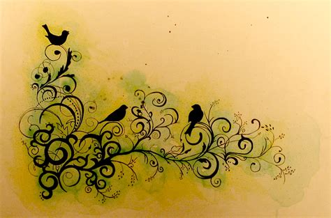3 little birds tattoo three birds by gigergirl on deviantart