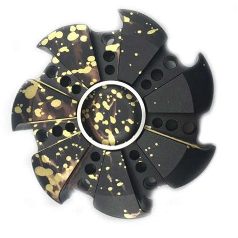 Premium Fidget Spinner Metal 3 Side Circle Spinner Toys 55 types and styles of edc fidget spinner