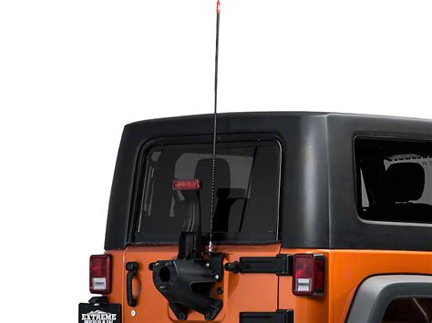Jeep Jk Antenna Firestik Wrangler Cb Antenna Kit 4 Fs4 Black 87 17