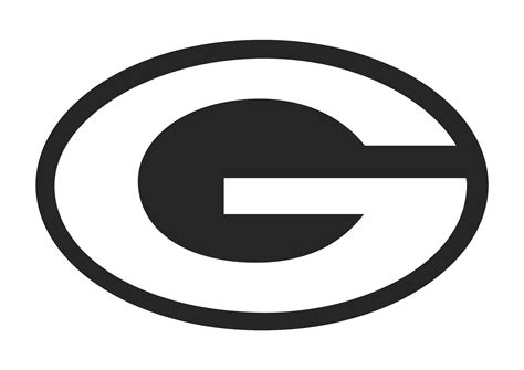 green bay packers logo png transparent svg vector