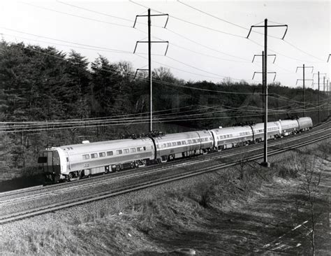 amtrak 1970 s metroliner service train on the northeast corridor 1970s
